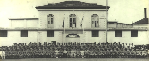Old Prison Group Photo