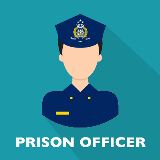 Prison Officer Icon