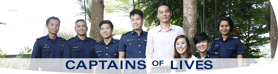 Captains of Lives Header Image